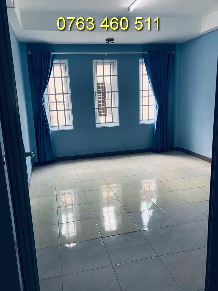 Phòng đẹp , đầy đủ tiện nghi, đường ngã 4 trần hưng đạo và nguyễn văn cừu Q.1  4tr8