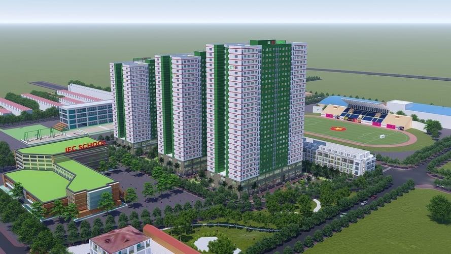 Chỉ cần 300tr nhận ngay căn hộ đầy đủ tiện nghi IEC Tứ Hiệp , vị trí trung tâm huyện Thanh Trì