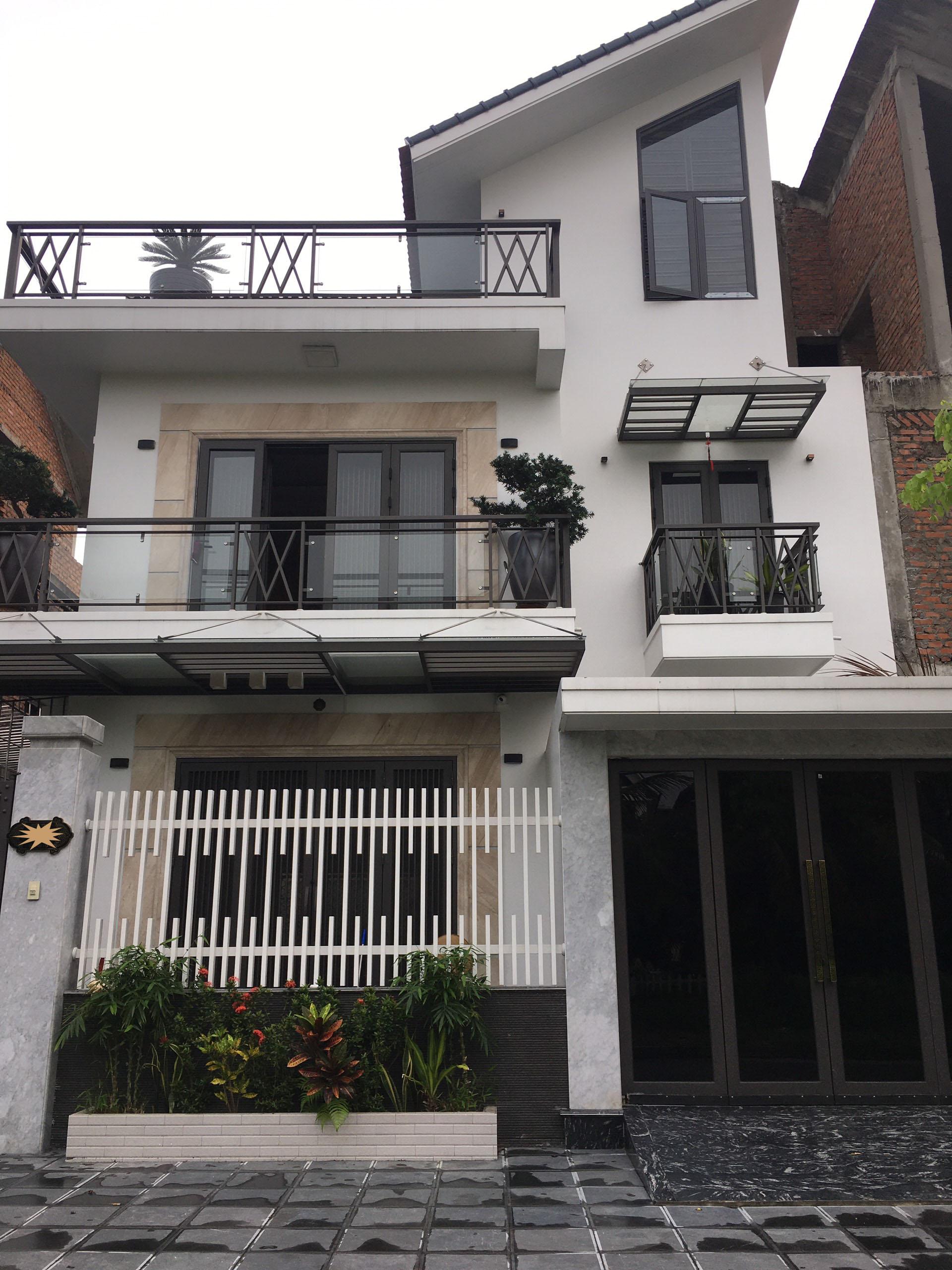Cần bán gấp căn biệt thự khu đô thị Sao Đỏ, phường Thành Tô, quận Hải An, Hải Phòng