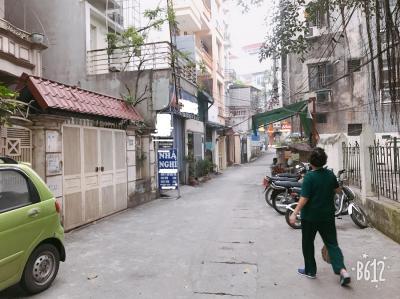 Bán nhà ngõ 175 Lạc Long Quân- 46m2 -5 Tầng, ngõ Ôtô thông, Gara, mặt tiền 4,3m - 5,7 Tỷ