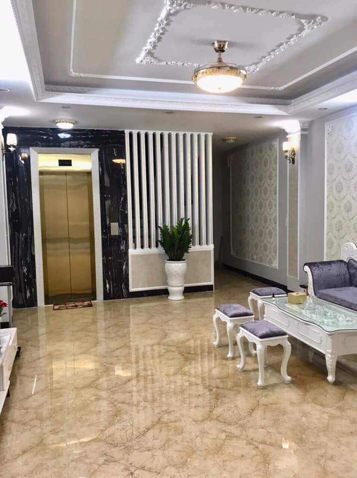 Nhà Phố Lê Thanh Nghị, 50m2x6T, mt 4.8m, kinh doanh, 12.5 tỷ.