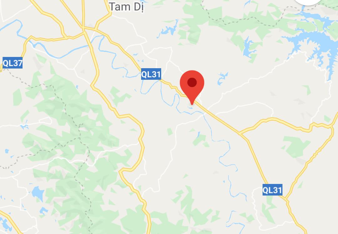 Chủ cần bán Đất Mặt phố TTChũ, Tp Bắc Giang 80m2 x MT4,5m, giá 500tr, lh 0389991616.
