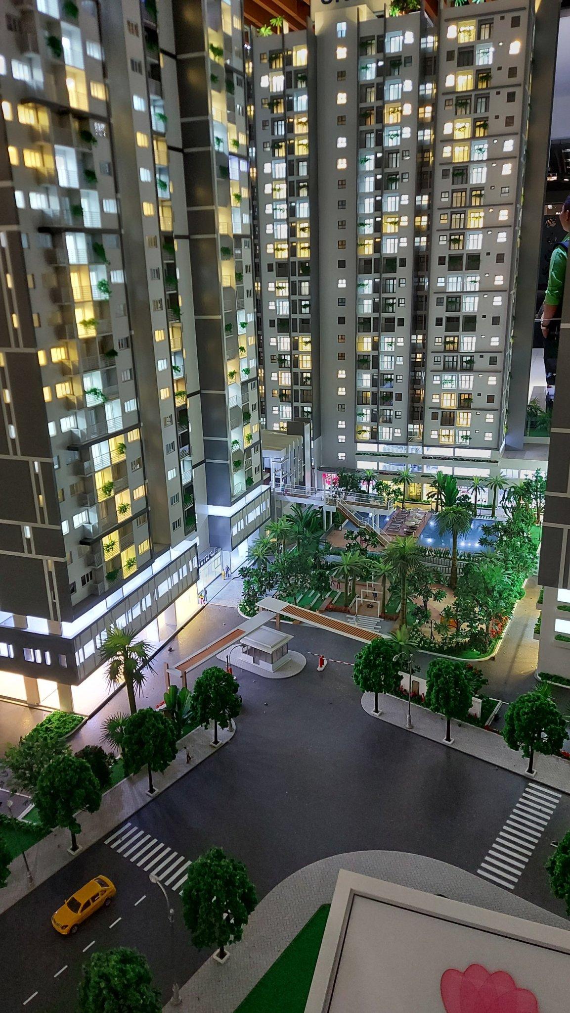 Bán căn hộ mặt tiền đường ql13 Eco Xuân Lái Thiêu Bình Dương