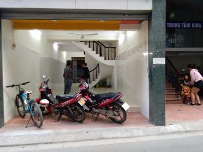 Cho thuê nhà 5 tầng, 55m2 phố Nguyễn Viết Xuân, KD lĩnh vực