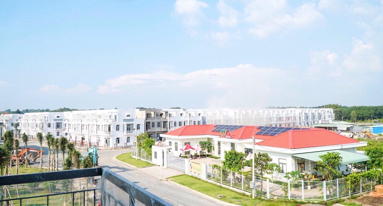 khu đô thị thông minh viva park mang phong cách châu âu đầu tiên ở việt nam