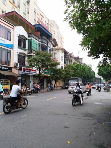 Bán nhà mặt phố Sài Đồng 60m2, 6 tầng, 2 mặt tiền, KD đỉnh, giá 9 tỷ