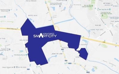 Sốt nóng với căn hộ 2PN+1 Vinhomes Smart City với 540 triệu để làm chủ sở hữu. LH: 0372 254 990
