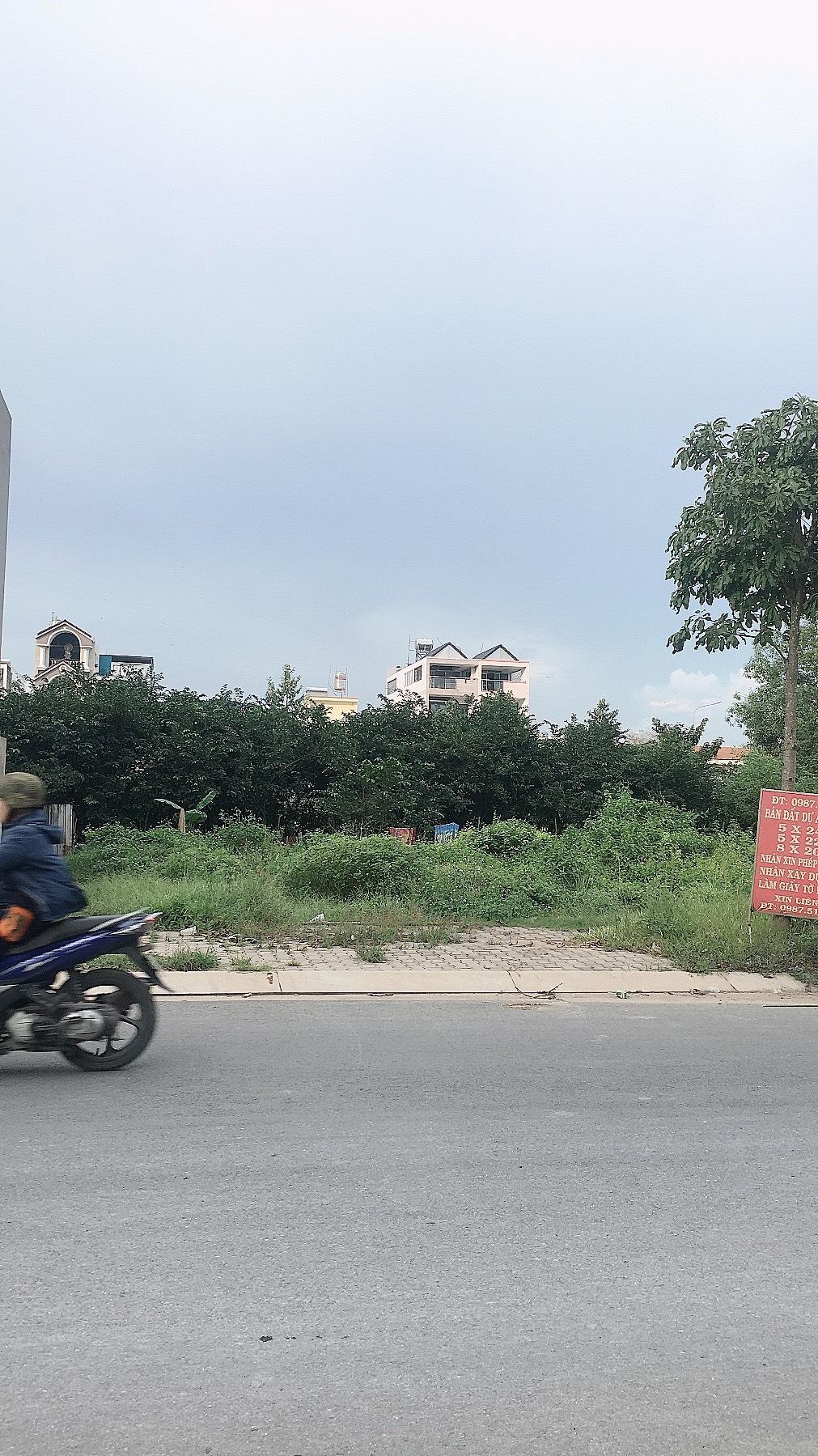 Chỉ với 4 tỷ, là sỡ hữu ngay nền đất ODT 95M2 , quận Bình Tân.  đường Tên Lửa