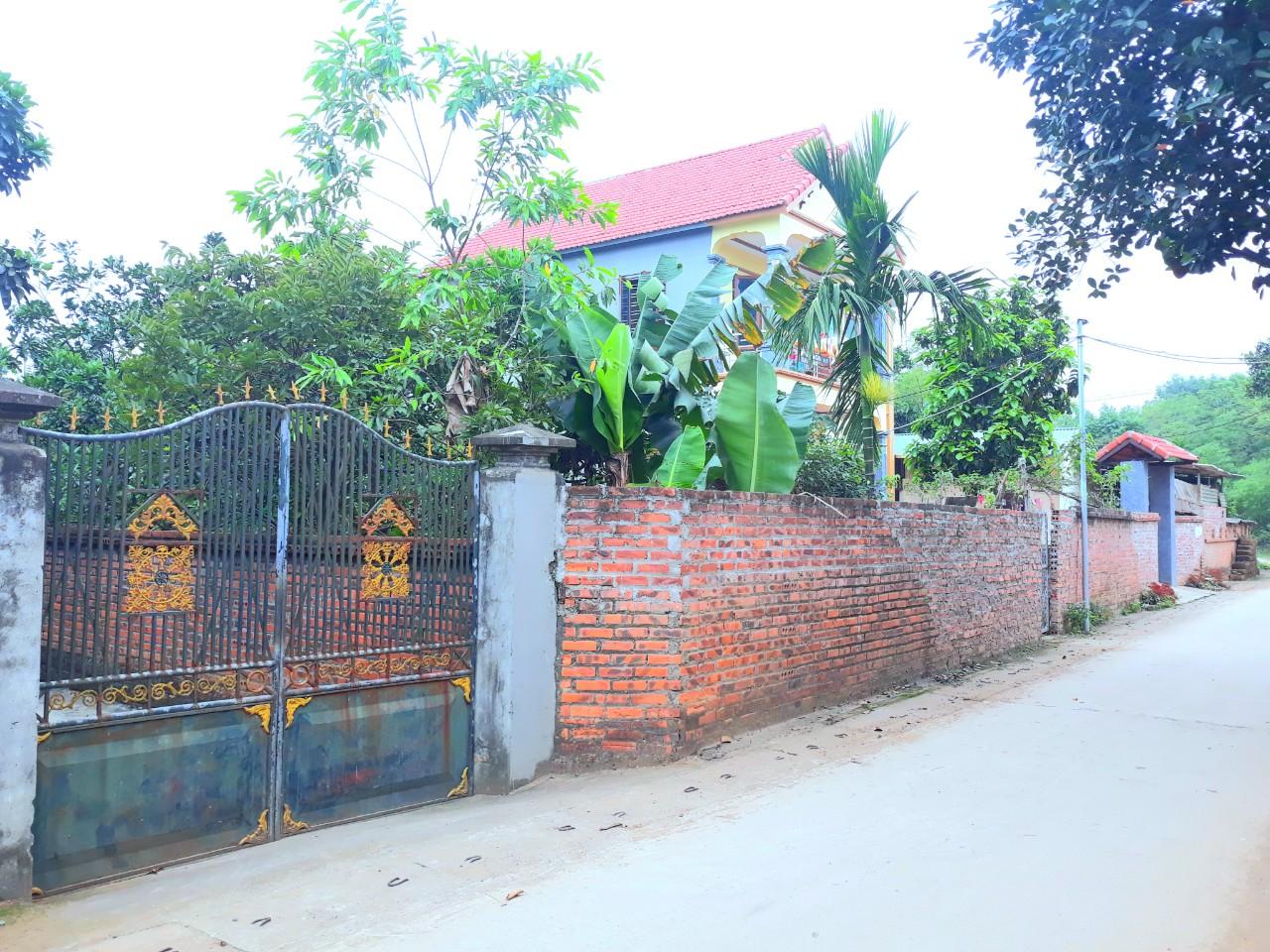 Bán lô đất đẹp gần khu Công Nghệ Cao 2 tại xã Phú Cát, Quốc Oai, Hà Nội