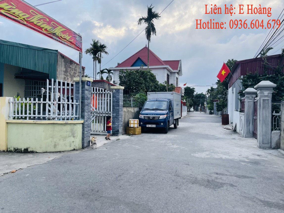 Bán đất tặng nhà cấp 4 mặt ngõ 216 Cát Linh, Tràng Cát, Hải An, Hải Phòng